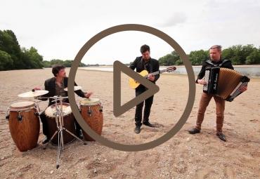 Terre de Feu (Clip live)